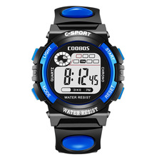 Children Wrist Watch For Boys Sport Digital Eelegant Baby Girls