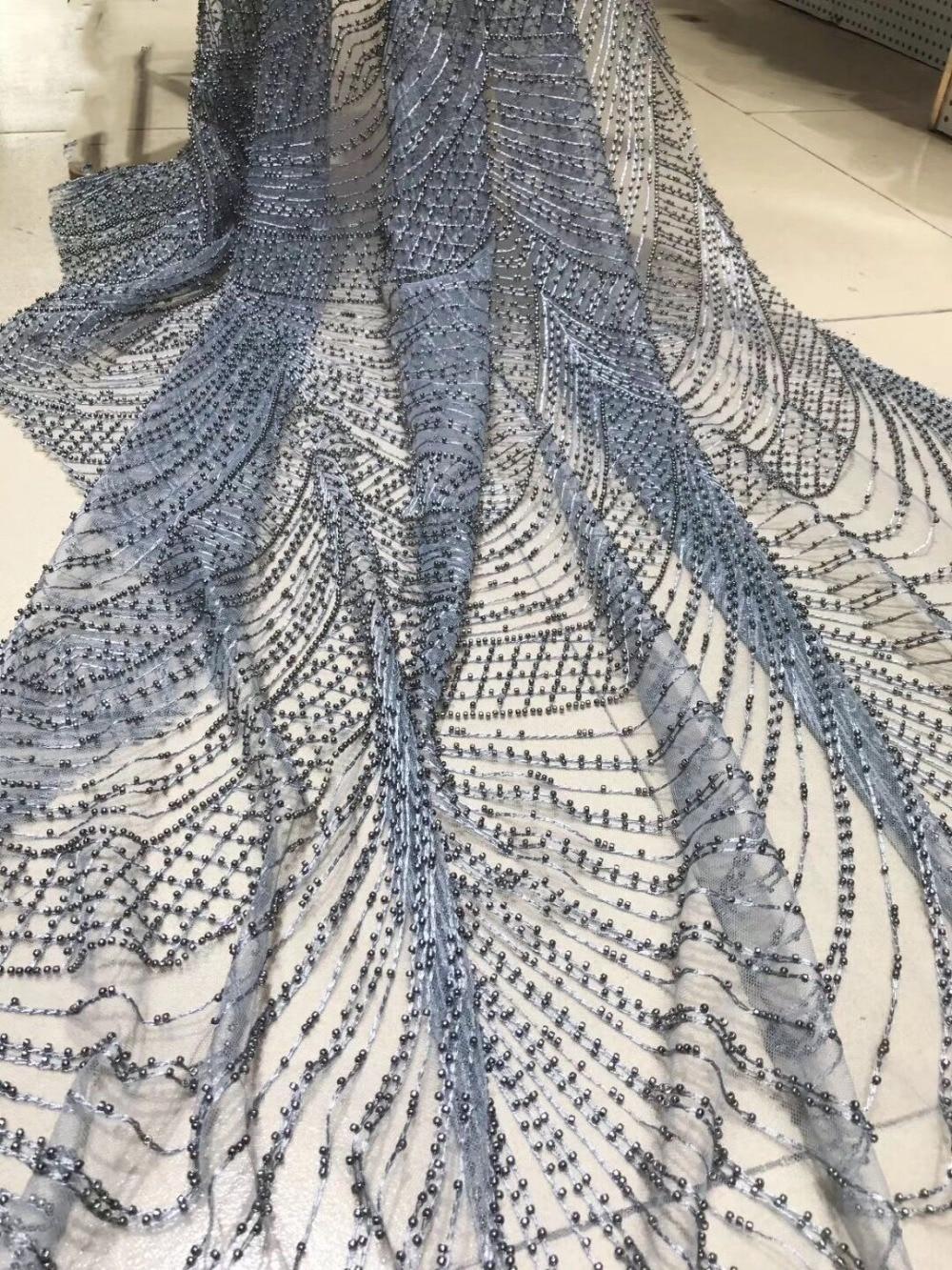 Ev ve Bahçe'ten Dantel'de Güzel SYJ 12141 Nijeryalı kumaş parti elbise yeni Afrika işlemeli dantel kumaş'da  Grup 1