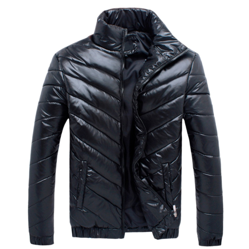 New 2018 Brand Winter Men Jacket Casual Mens Jackets And Coats Thick   Parka   Men Outwear Jacket Male Clothing M-5XL T6