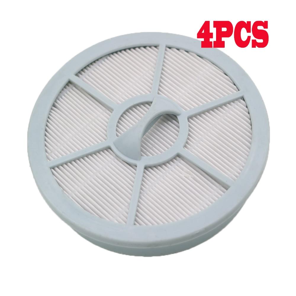 4pcs Free Shipping Vacuum Cleaner Filter Hepa Filter Replacement for Philips FC8208 FC8260 FC8262 FC8264 FC8250 FC8200 FC8299