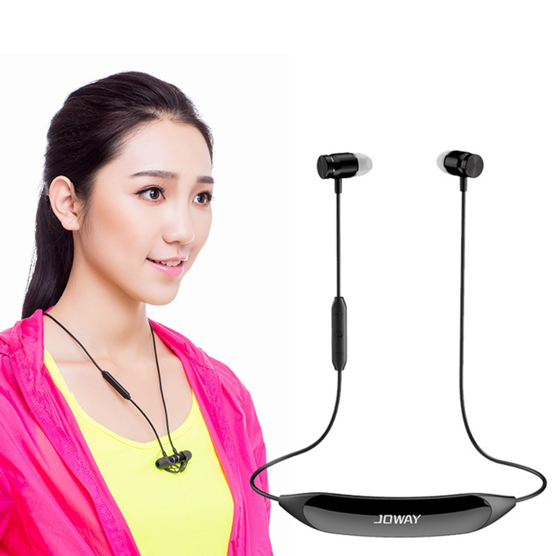New Sports Bluetooth Headset Earphone with Mic Bluetooth 4.1 Stereo Earphone Wireless Headphones for Mobile Phone iPhone Xiaomi new dacom carkit mini bluetooth headset wireless earphone mic with usb car charger for iphone airpods android huawei smartphone