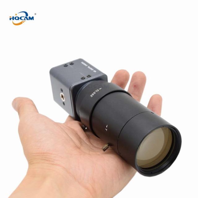 Hqcam AHD 5MP \ 4MP, TVI 5MP \ 4MP, CVI 4MP, CVBS 5 100 Mm Manual Zoom Ống Kính Sony Starvis IMX335 Công Nghiệp Camera Quan Sát Mô Đun Hộp UTC