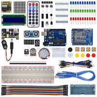 The Best Super Starter Learning Kit For Ar Duino UNO R3 Upgraded Version Learning Suite Kit