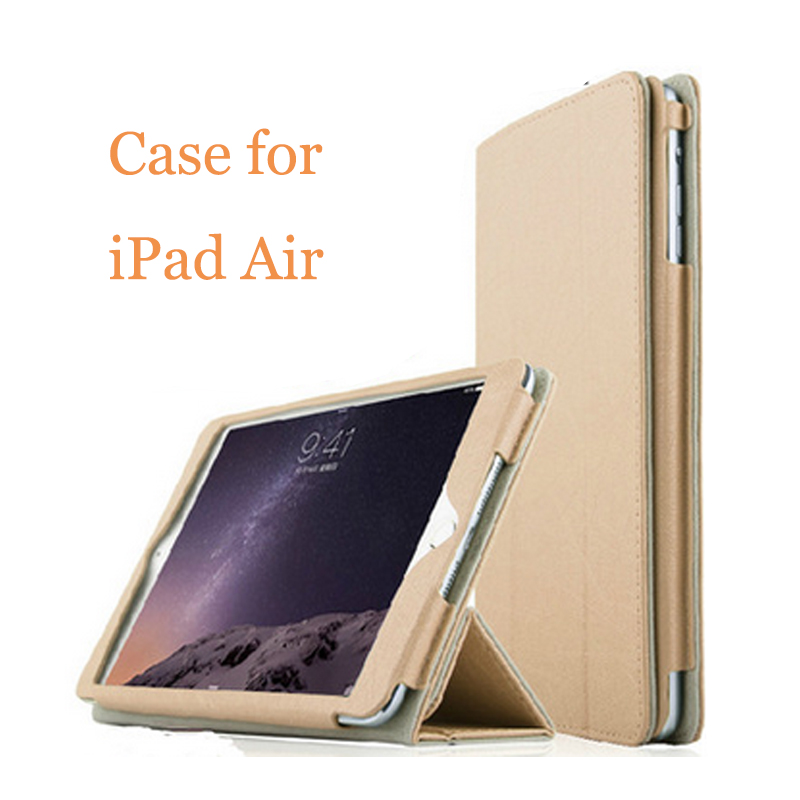 High Quality Fashion Leather Case For iPad Air Case Luxury 9.7 inch Flip Cover For iPad Air Cover For iPad5 Shell Tablet PC high quality fashion leather case for ipad pro 12 9 case luxury 12 9 inch flip cover for ipad plus cover tablet pc shell skin