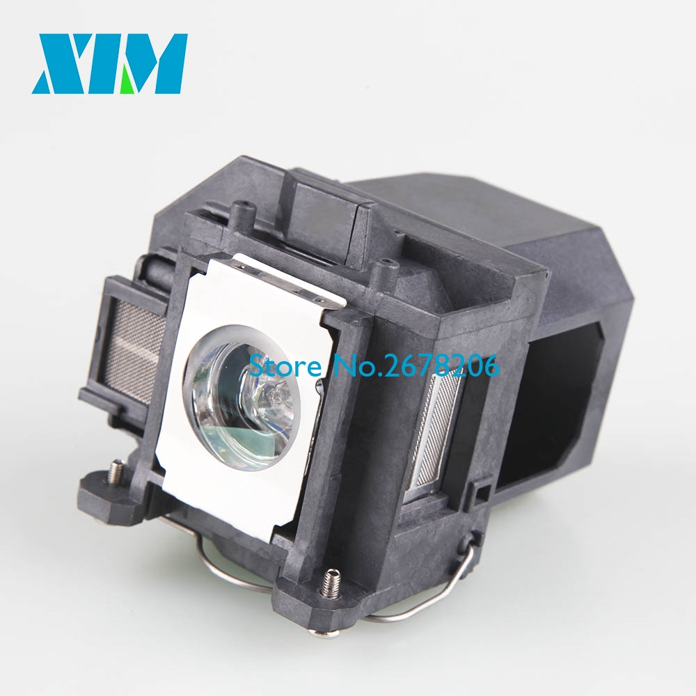 ELPLP57 V13H010L57 Replacement Lamp With Housing Compatible With Projector EPSON BrightLink 455Wi EPSON PowerLite 450W 460