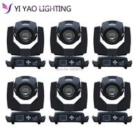 6pcs/lot beam 7R 230w 16CH Moving Head Beam Wash Spot Light Dj Disco Club Party Wedding Stage Effect Lighting