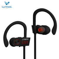 Lymoc M5 Bluetooth Headsets Wireless Headphone HIFI Stereo Sound CSR4 1 CVC6 0 DSP Noise Cancelling