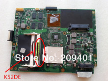 K52DE Motherboard For ASUS System Board amd cpu Fully tested 35 Days Warranty