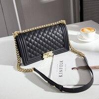 Luxury Crossbody Bags for Women 2018 Leather Handbags Luxury Handbags Women Bags Diamond Lattice Shoulder Bag Designer Channels