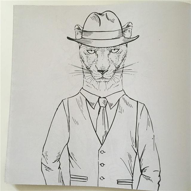 Tienda Online 24 páginas Parque gato libro para colorear para ...