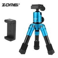 Zomei CK 45 Desktop Mini Tripod Portable For Phone Self timer Live Tripod Camera Photography SLR Small Tripod PK M225S M225