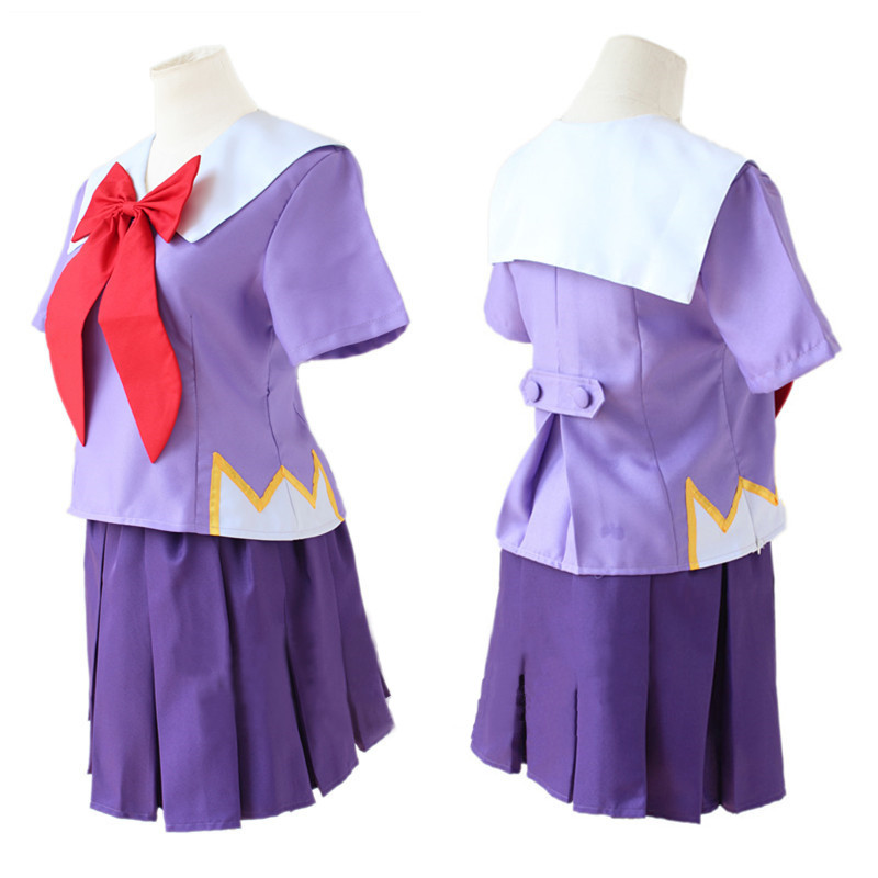 Hot Future Diary Gasai Yuno Mirai Nikki School Uniform 1