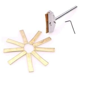 Image 2 - ไฟฟ้ากีตาร์ซ่อมเครื่องมือโลหะผสมFretboardกดCaulกดCaulแทรกเครื่องดนตรีอุปกรณ์เสริม Golden,เช่นคำอธิบาย