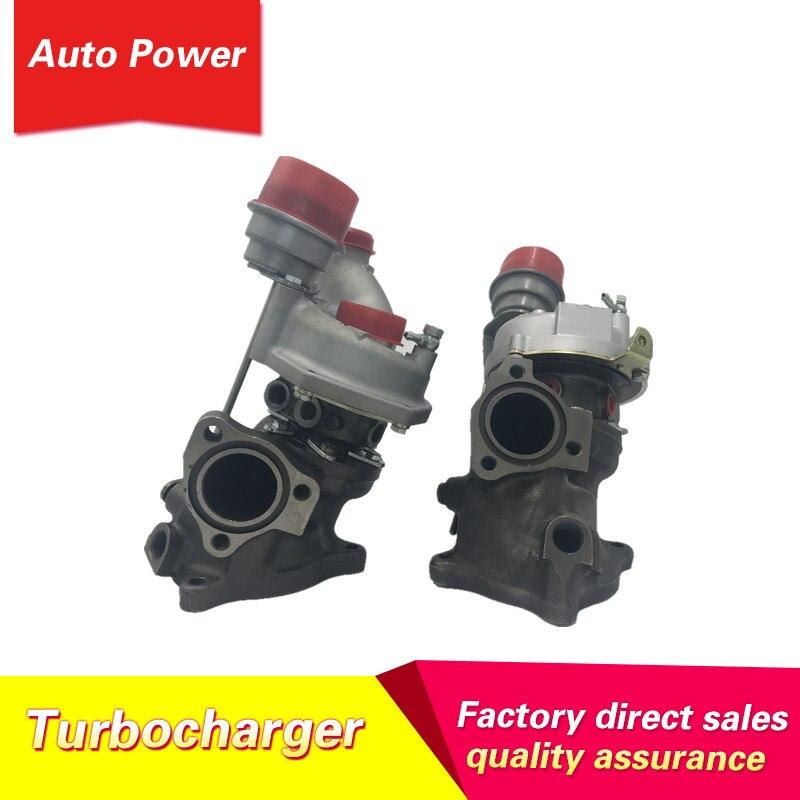 Haute qualité K03 Turbocompresseur 53039880069 53039880070 078145703Q 53039700069 Pour Audi A6 Allroad 2.7TT V6 turbo Rénovation