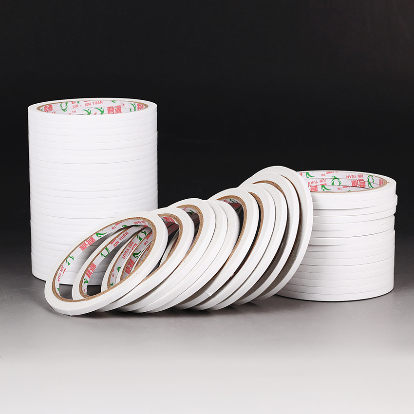 5mmX12m Double Sided Tape Double Faced Tape Adhesive Double Sided Office Adhesive Two Sided Tape