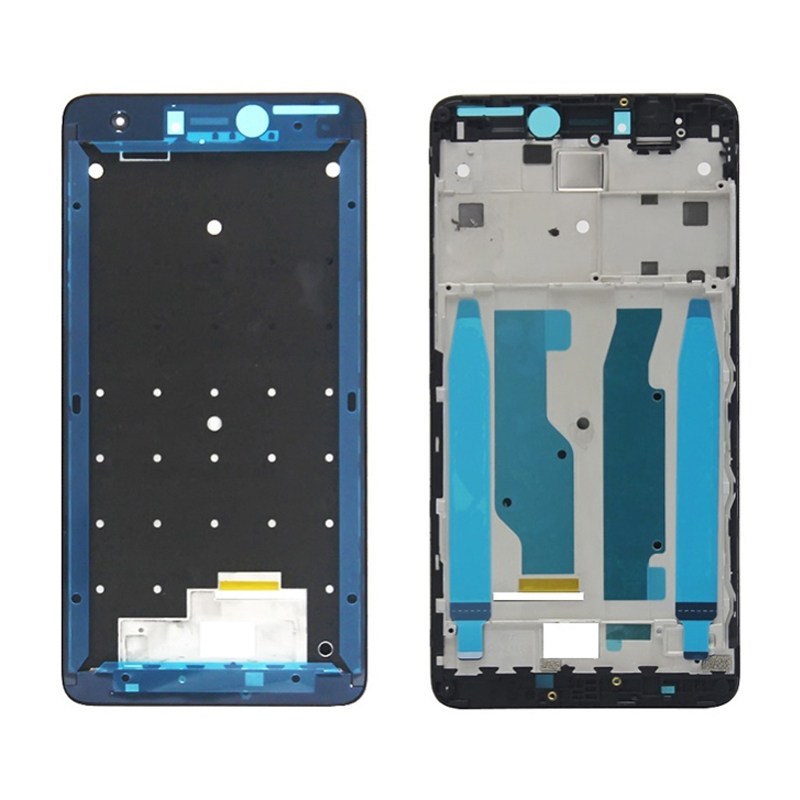 For Redmi Note 4 4X Front LCD Housing Middle Faceplate Frame Bezel Replacement Parts for Xiaomi Redmi Note4 note4x