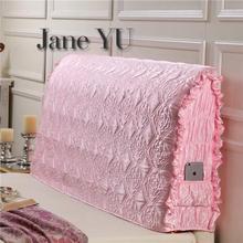 JaneYU High Quality Royal Beloveds Water-washed Silk-jacket Bedside Cover