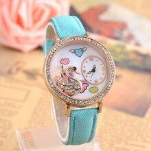 El nuevo conjunto del sinfín reloj de las mujeres ocasionales, de gama alta marca de relojes de lujo, relojes de moda de negocios al aire libre, estilo de diseño único dial