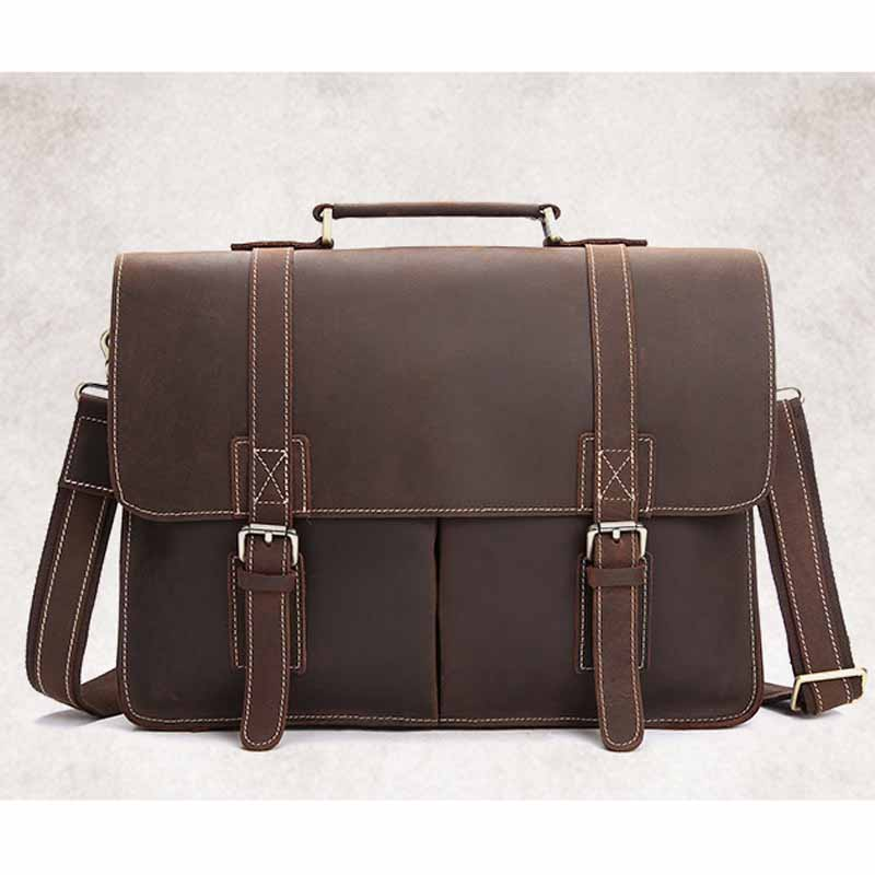 Neweekend Barrel Retro Oil Genuine Leather Cowhide Travel Bags Crossbody Shoulder Bag Messenger Bag Men&Women's BFL-0203 цена