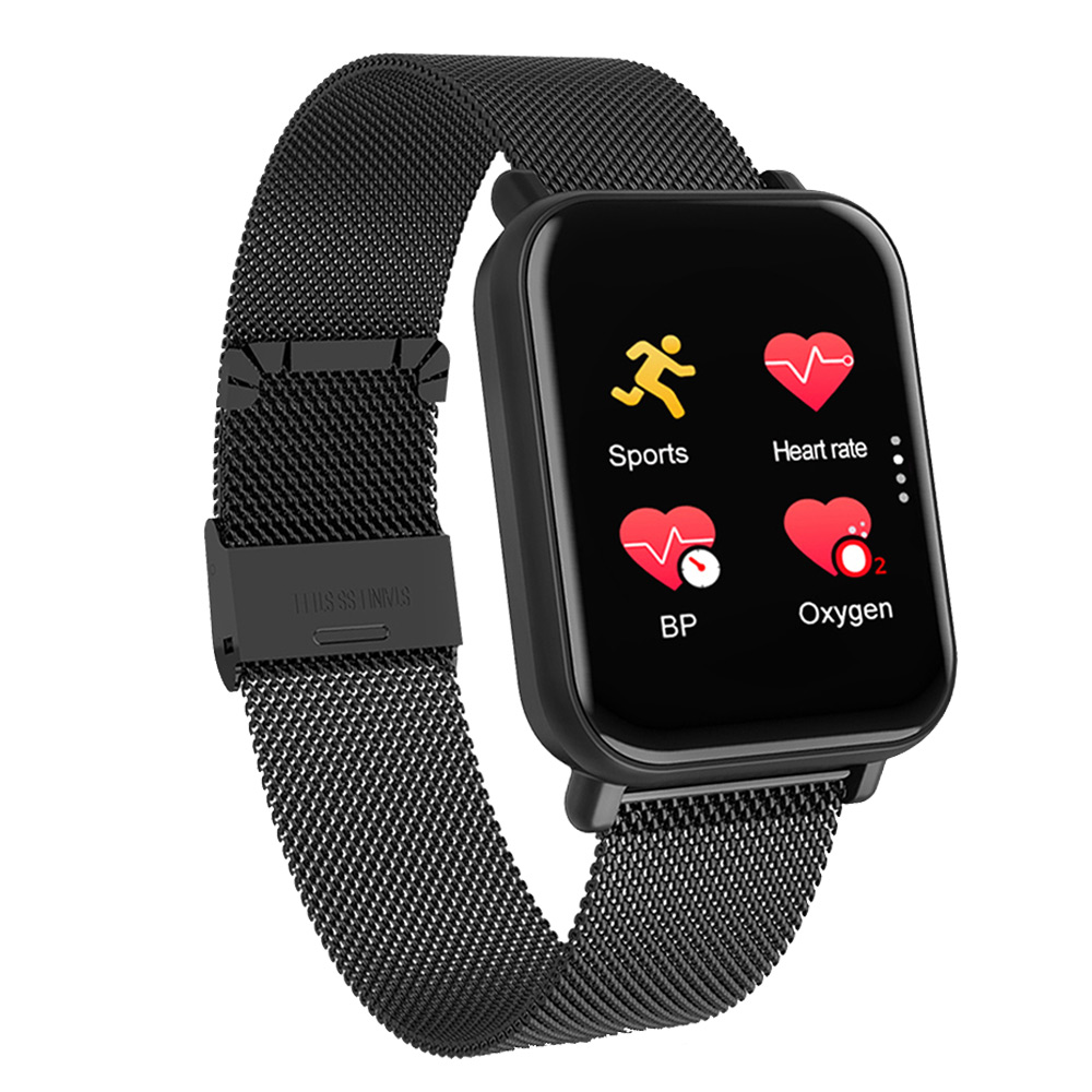 R6 Smart watch Bluetooth 4.0 Pedometer Health Relogios Sport Smart Watch Call Reminder Heart Rate Blood Pressure Monitor Watch