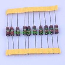 10pcs Carbon Composition vintage Resistor 0.5W 1M ohm 5 %