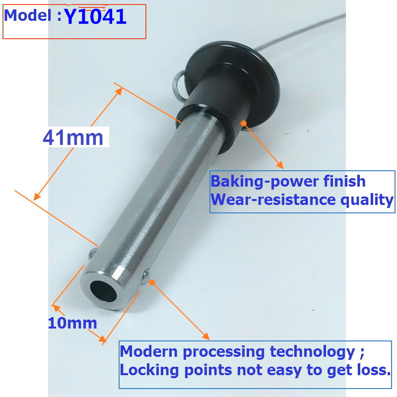 Finlemho linijski nosači zvučnika Pin 10x41mm Y1041 za sabvufer - Prijenosni audio i video - Foto 2