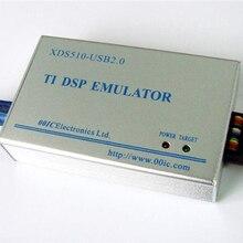 00IC XDS510-USB2.0 TI DSP симулятор/Поддержка CCS3.3 CCS4 Platinum Enhanced