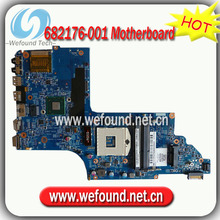 682176-001,Laptop Motherboard for HP DV6-7000 Series Mainboard,System Board