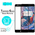 """3D full cover Tempered Glass film For Oneplus 3 5.5"""" HD Ultra Thin 3D Arc 9H Protective Full Coverage Screen Protector films"""