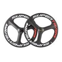 Carbon Wheels 3 Spokes Wheel Carbon Road Wheels Carbon Racing Spoke