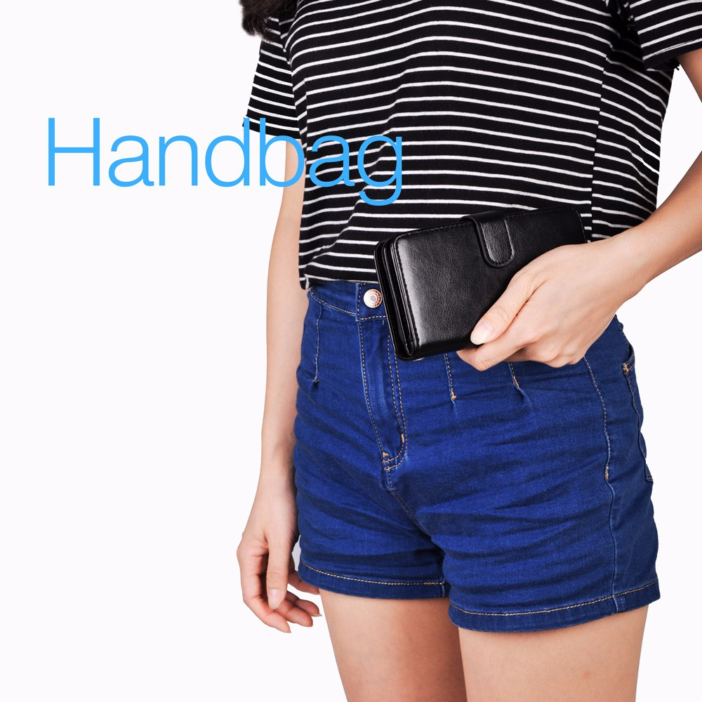 LANCASE շքեղ դրամապանակի հեռախոսների - Բջջային հեռախոսի պարագաներ և պահեստամասեր - Լուսանկար 6