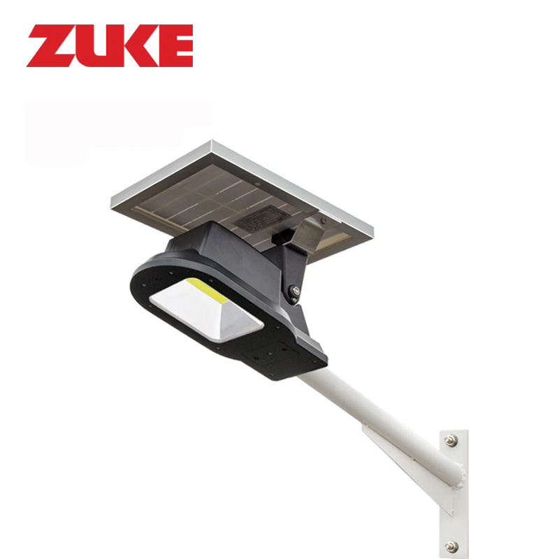 Solar Garden Lamp 8W COB LED Solar Lights Waterproof Outdoor Pathway Lighting for Rural Landscape