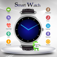 JSPB KINGWEAR KW98 Android 5 1 Bluetooth Smart Watch MTK6580 1 39 Inch HD 3G WIFI