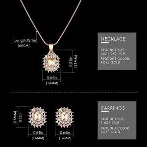 Image 5 - IBSO Marka kadın saat seti Moda Küpe Kolye saat seti kadın mücevheratı Seti Moda Yaratıcı quartz saat eşi Hediye