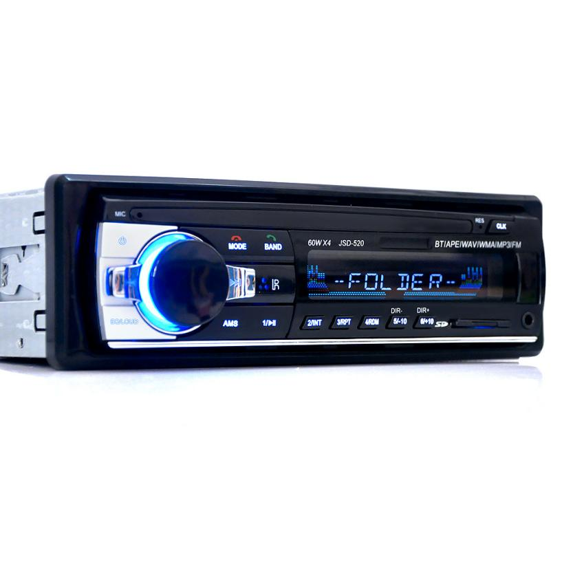 mp3 radio bluetooth car in dash stereo fm aux receiver. Black Bedroom Furniture Sets. Home Design Ideas