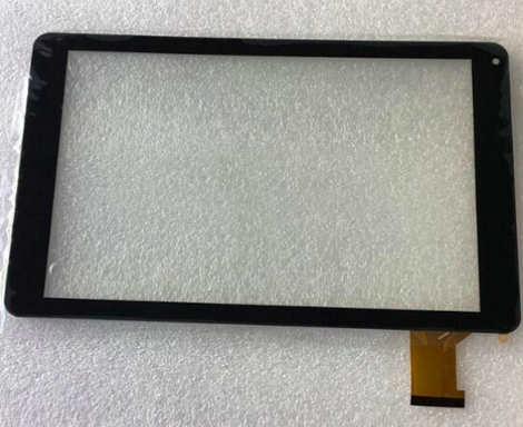 New touch screen touch panel Digitizer Glass Sensor Replacement FK 10023 V2.0 For 10.1 inch texet tm-1067 Tablet Free Shipping for new mglctp 701271 yj371fpc v1 replacement touch screen digitizer glass 7 inch black white free shipping