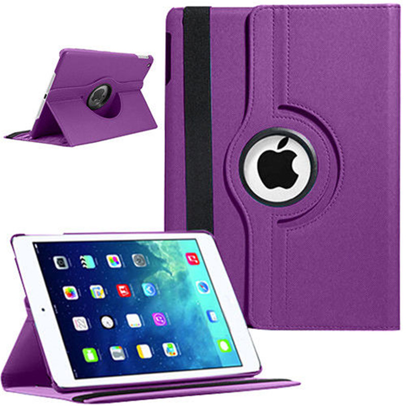 Case for iPad 2018 Case 360 Rotating Smart Cover for iPad 9.7 2018 Magnet Wake Up Sleep Tablet & e-book Case A1893 A1954 CoverCase for iPad 2018 Case 360 Rotating Smart Cover for iPad 9.7 2018 Magnet Wake Up Sleep Tablet & e-book Case A1893 A1954 Cover