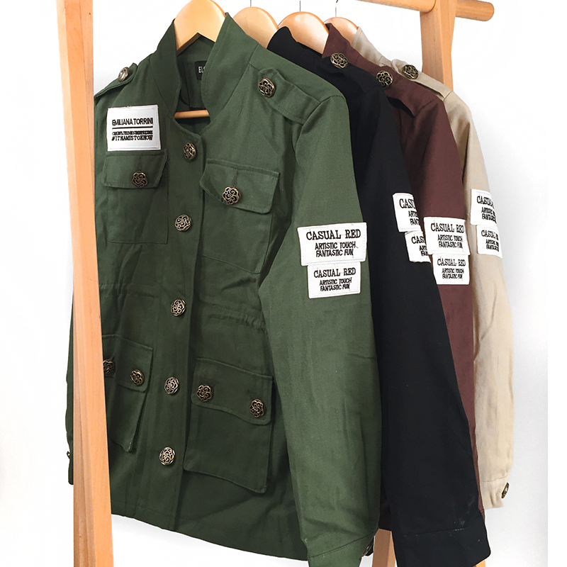 Online Get Cheap Military Coats for Women -Aliexpress.com ...