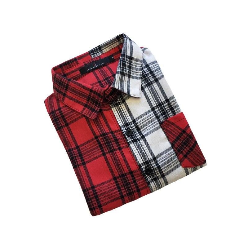 Livraison gratuite taille S-3XL 2019 automne poncé à manches - Vêtements pour femmes - Photo 3
