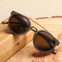 Gafas de son unisex madera modelo clásico filtro UV400 1