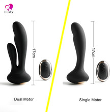 10 Speed Wireless Remote Control Vibrator Poweful Adult Anal G spot Massager For woman Women Masturbation