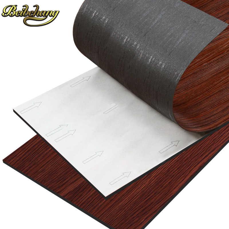Beibehang ПВХ пол обои кожа самоклеющиеся дома толще устойчивы водонепроницаемый Shisu пол бумаги пластиковый пол