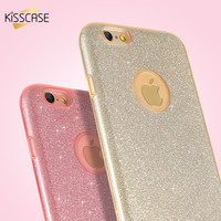 Kisscase for iphone 5s 5 se case luxury glitter pc case for iphone se 5 5s.jpg 200x200