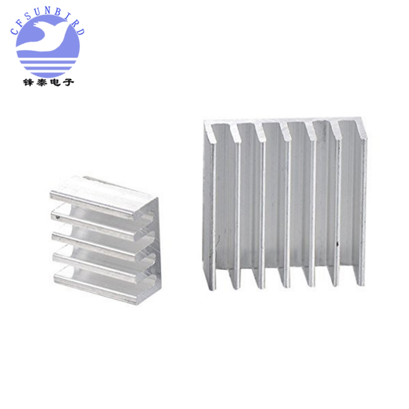 3Pcs//Set Aluminum Heatsink Cooler Adhesive Kits For Cooling Raspberry Pi Useful