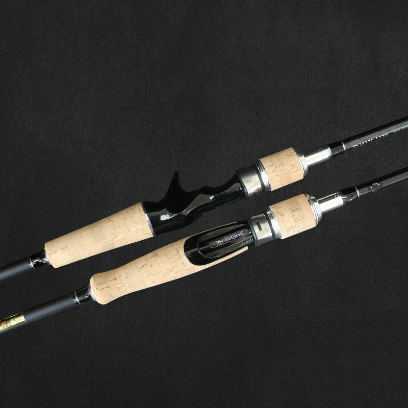 High Quality Lure Rod High Carbon M/MH Tonality Throwing Fishing Rod Powerful Telescopic Fishing Pole Casting/spinning Canes Set daijia 2 4 m 2 7 m 3 m 3 6 meters of high carbon distance throwing rod fishing rod lure rod superhard telescopic fishing rod