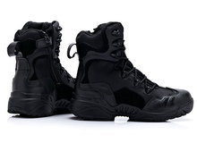 New M en Military Boots Top Quality Delta Tactical Desert Combat Boots Shoes Outdoor Autumn-Winter Breathable Climbing