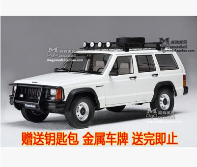 Beijing 2500 Jeep Cherokee SUV 1:18 Original high quality alloy car model Toy Limited Collection Christmas gift Boy Explore джинсы мужские zhuo bielun zb15b006 2015