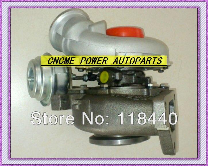 TURBO GT2256V 709838-0004 709838-5005S 709838 A6120960699 For Mercede S Benz Sprinter I Van 216 316CDI 416CDI OM612 2.7L 168HP
