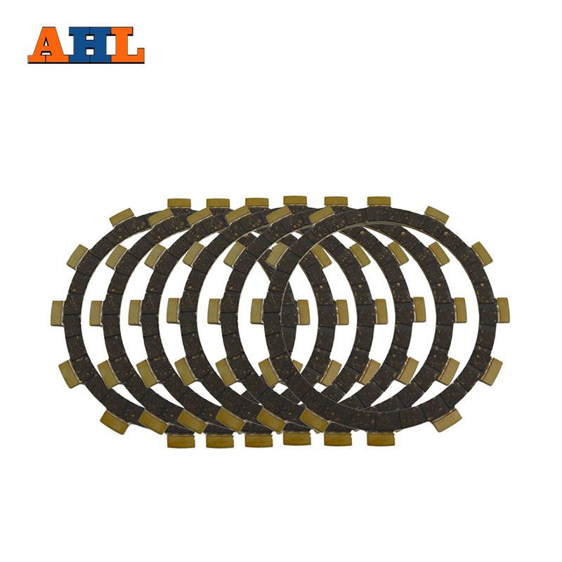 US $18 9 5% OFF|AHL Motorcycle Clutch Friction Plates Kit Set for Yamaha  TTR250 TTR 250 #CP 0001-in Engines from Automobiles & Motorcycles on