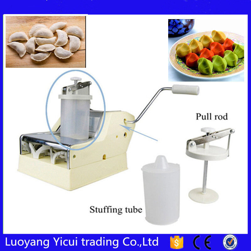 Household Making Dumpling Machine/Home Dumpling Maker high quality household manual hand dumpling maker mini press dough jiaozi momo making machine